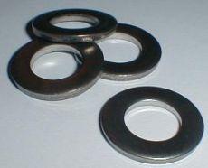U.-Scheiben normal M6 (6,4x12x1,6mm) DIN125 A2
