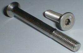 Senk InnenSechskant Schraube M6x70 A2 DIN7991 o.ä.